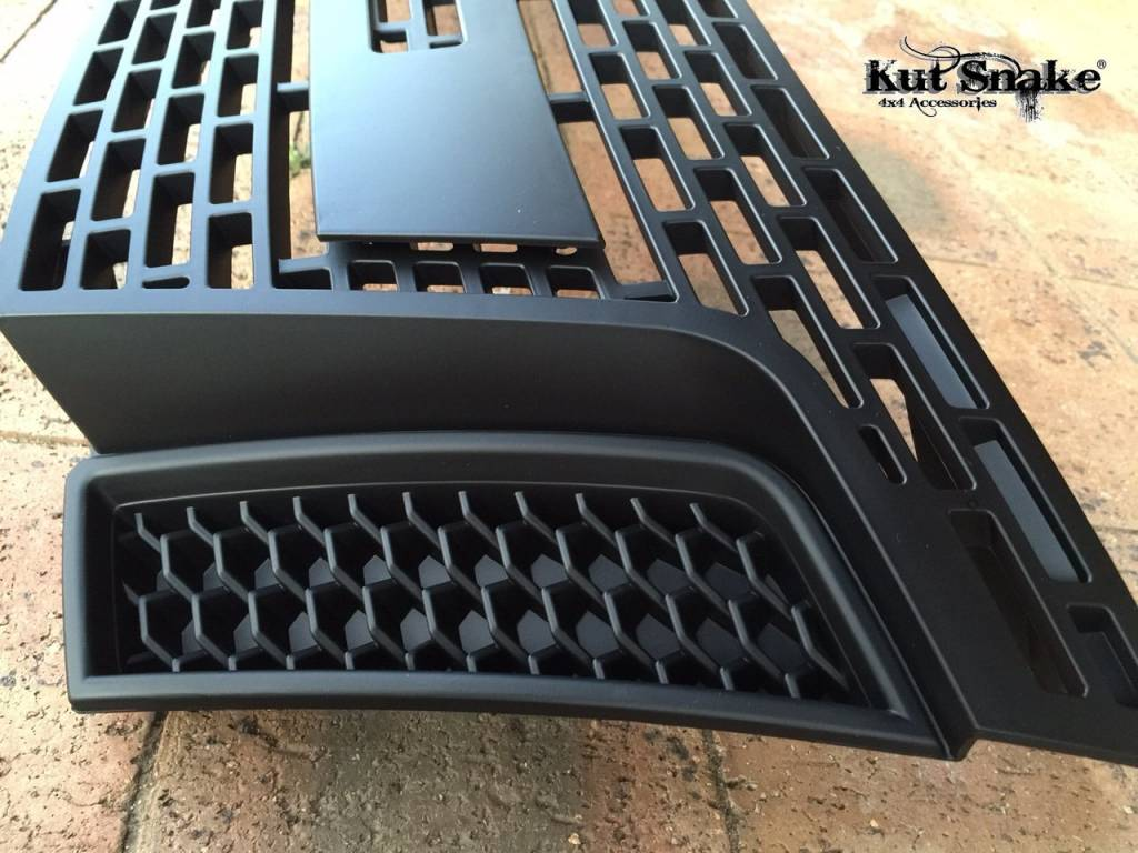 """Ford """"Raptor"""" look-a-like grill Ford Ranger series 1"""