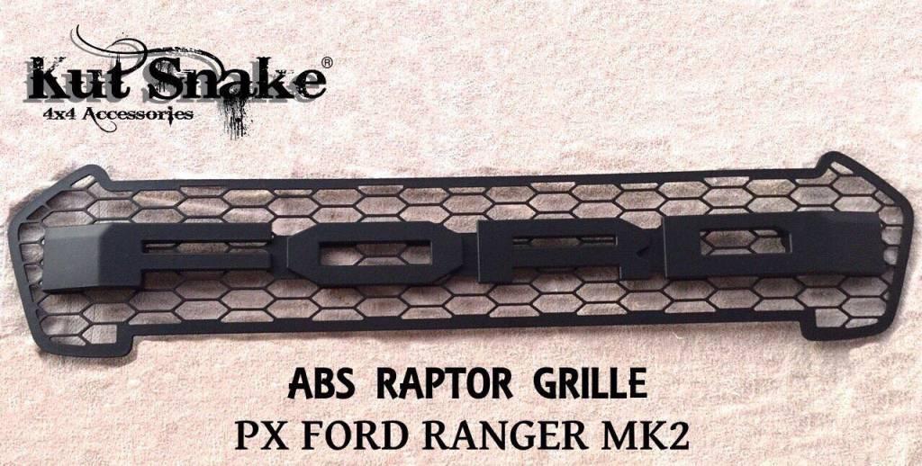 Ford Grille de calandre Ford Ranger Serie 2