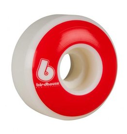 Birdhouse Birdhouse wheels B logo red 53mm