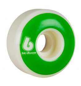 Birdhouse Birdhouse wheels B logo green 54mm