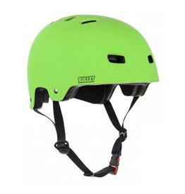 Bullet Bullet deluxe helmet T35 grom matt green xs/s 48-50cm