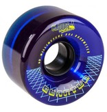 Clouds Clouds urethane wheels Quantum outdoor 60mm 80A clear blue 4pk