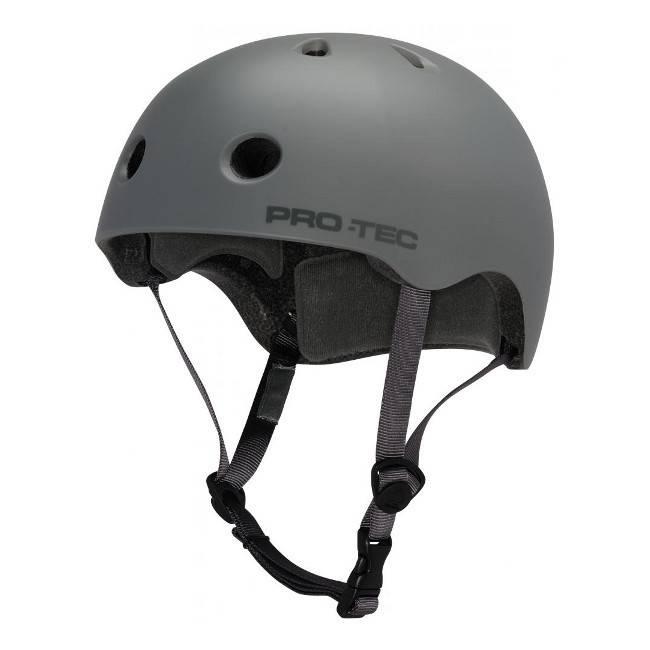 Pro-Tec Pro-tec helmet Street lite satin grey large