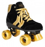 Rookie Rookie rollerskates authentic black gold 39.5