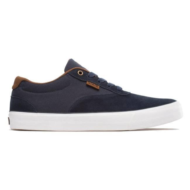 State Footwear State Footwear Madison navy brown 9 - 42