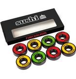 Sushi Sushi bearings Firecracker fives rasta