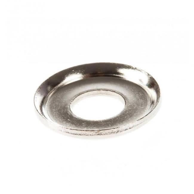Sushi Sushi kingpin bottomwasher conical silver each 28mm