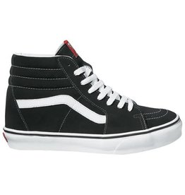Vans Vans shoes Sk8-hi black black white 11- 44.5