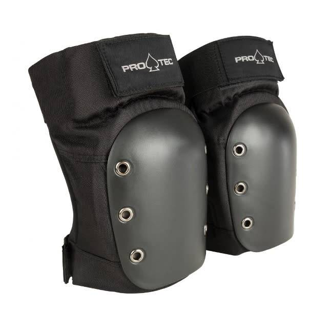 Pro-Tec Pro-Tec Pads Street Knee Black S ADULT