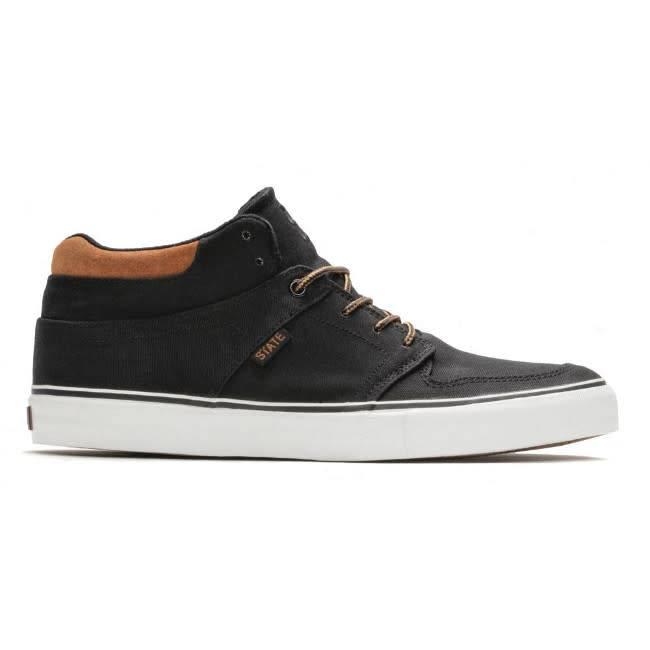 State Footwear State Footwear Mercer Black/Tan 11 - 44.5 EU