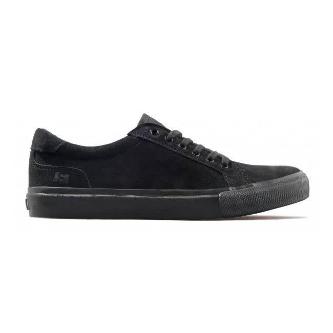State Footwear State Footwear Hudson Black/Black Suede 41