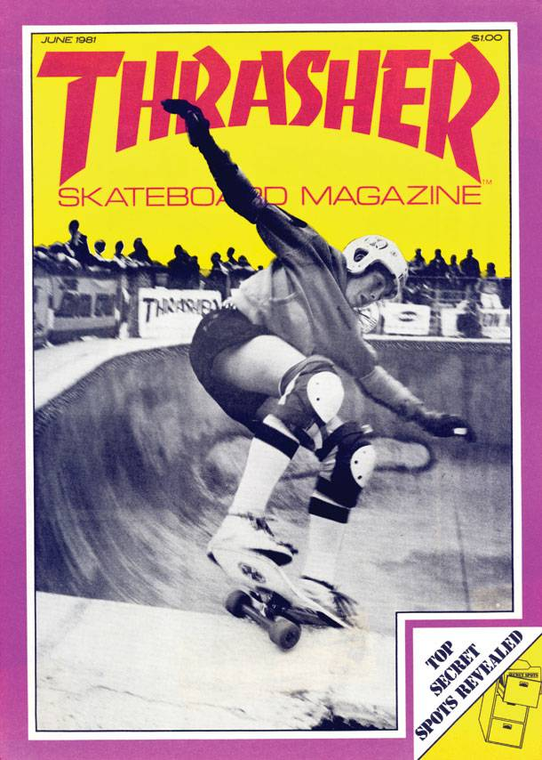 The Thrasher Magazine Archives
