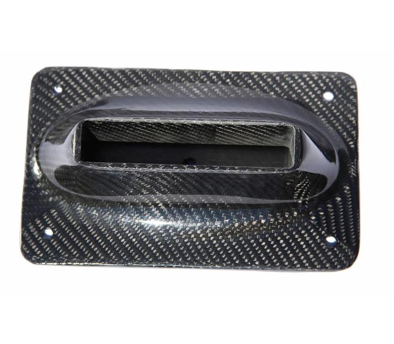 Alpine 3D plate carbon