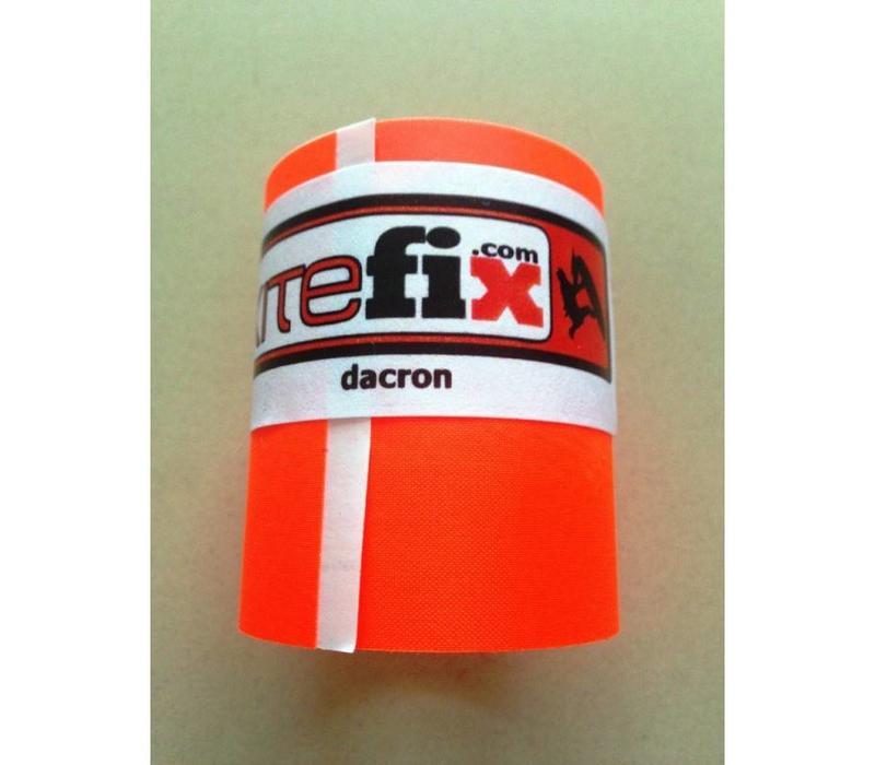 Kitefix Dacron tape orange