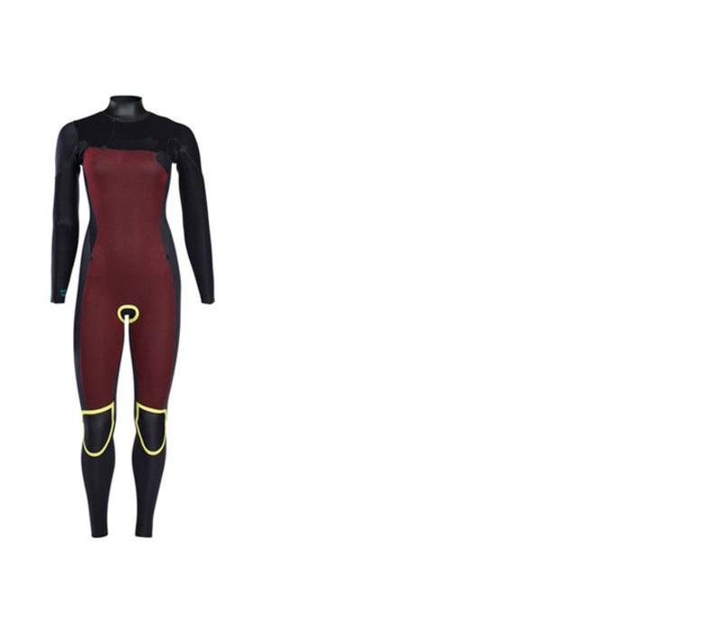 ION - Wetsuits FL - Trinity Semidry 4/3 DL petrol