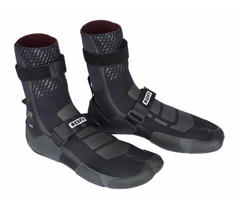 ION - Ballistic Boots 3/2 black