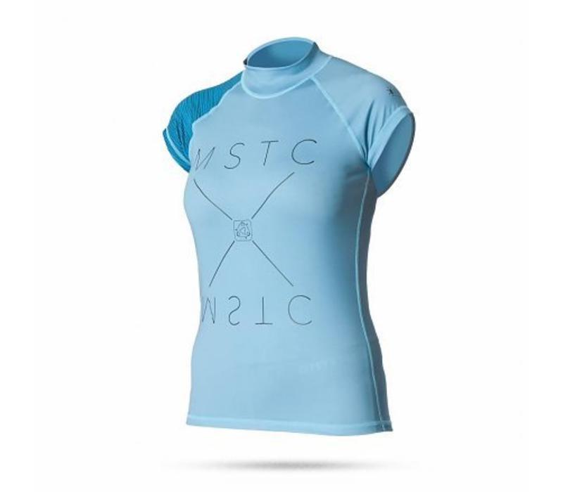 Mystic 2016 Mendina women Rash Vest XS