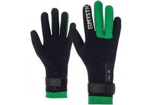 Mystic MSTC - 1,5 mil Merino Wool Glove Black