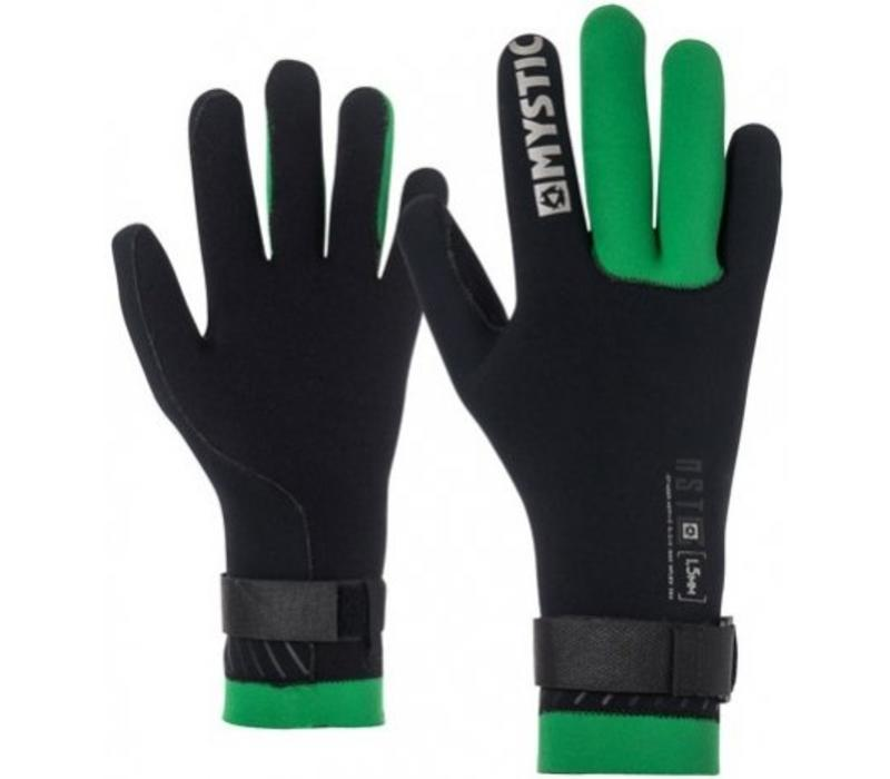 MSTC - 1,5 mil Merino Wool Glove Black