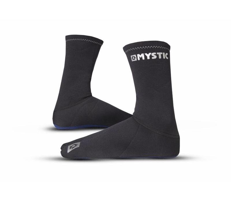 Metalite Split Toe Socks