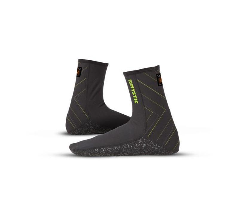 Metalite Split Toe Socks Navy