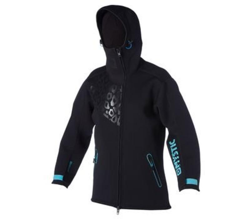 Mystic 2017 Coast Jacket Women Black