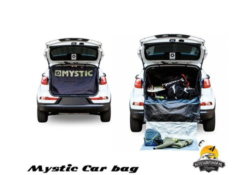Mystic Car Bag Black