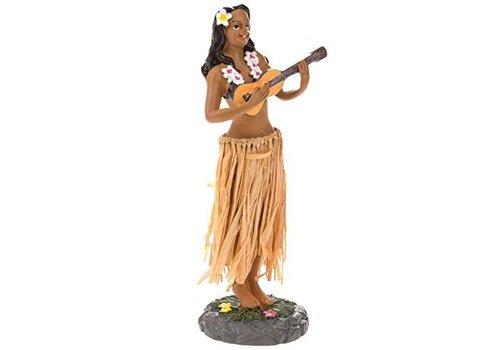 Hawaiian dashboard doll
