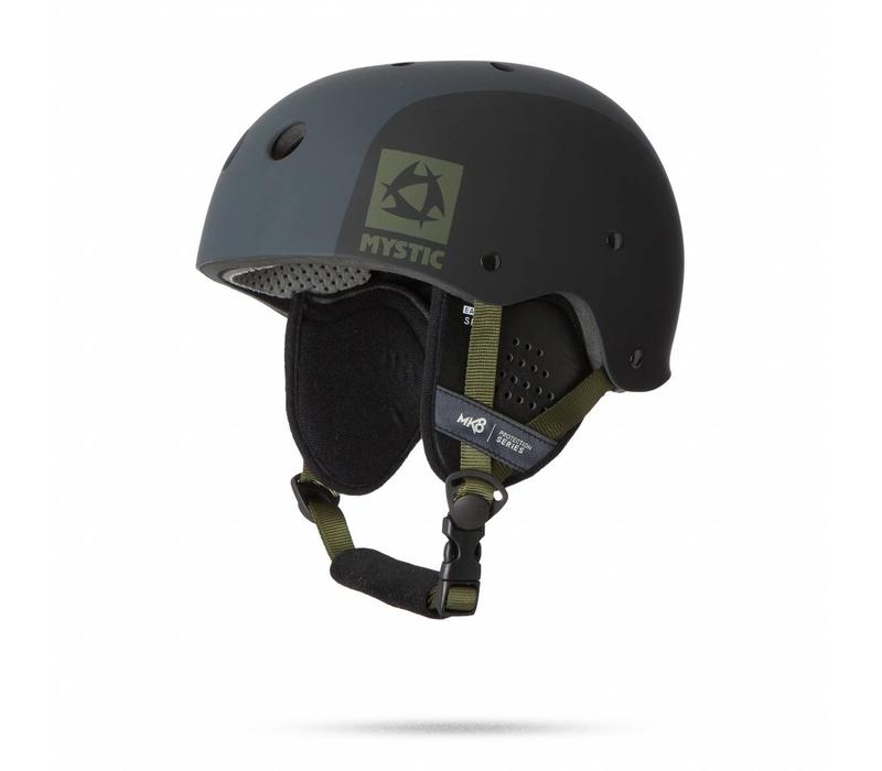 Mystic 2017 Fall/Winter MK8 Helmet