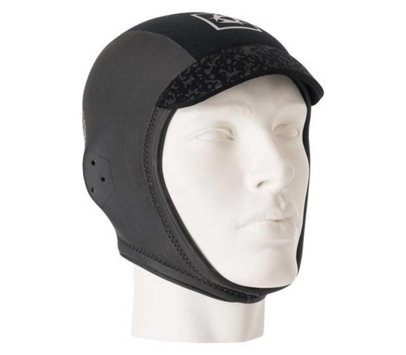 MSTC- 1,5 Chin hood Black