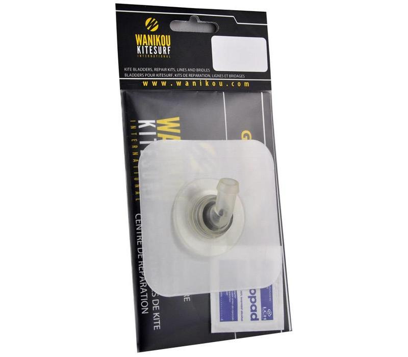 Airush one pump valve angle tot 2015