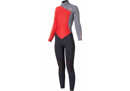 Mystic Mystic 2016 Diva Backzip 5.4 mm. Women Wetsuit