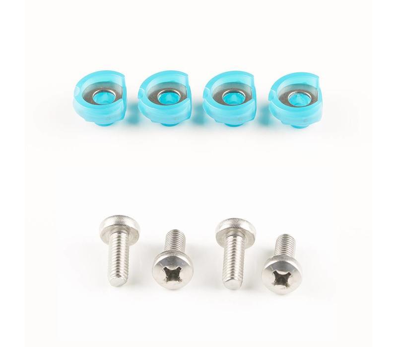 F-one screw & washer set Straps