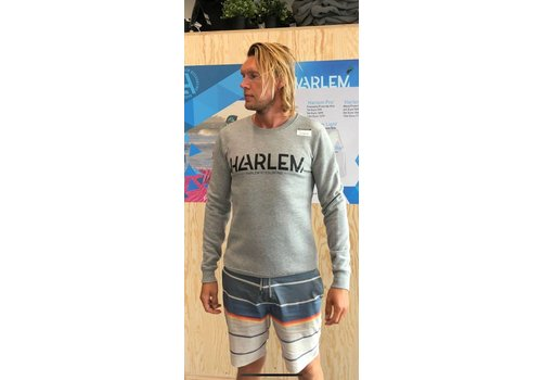 Harlem Harlem Sweater grey