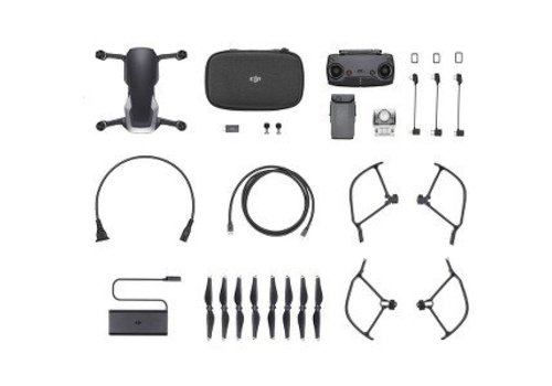 DJI DJI Mavic Air Fly More Combo Onyx Black