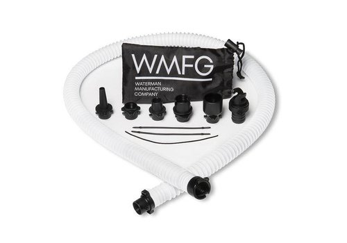 WMFG Standard Hose and Nozzle Kit Bayonet Fitting