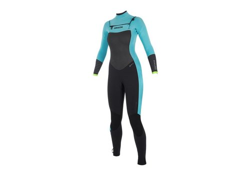 Mystic Mystic dutchess double frontzip 5/4 women