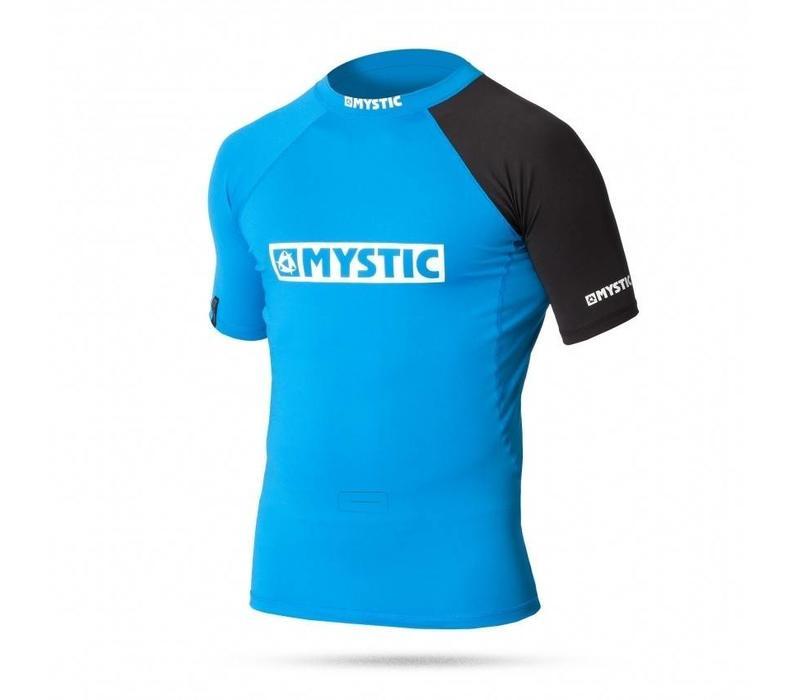 Mystic S/S Rashvest White