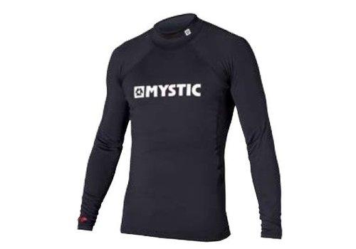 Mystic Star Rash Vest Men L/S black