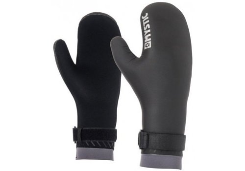 Mystic MSTC - 5 mm. Glove Round Black