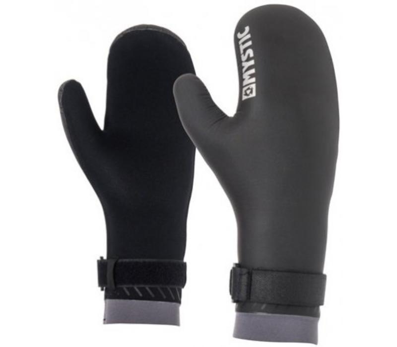MSTC - 5 mm. Glove Round Black