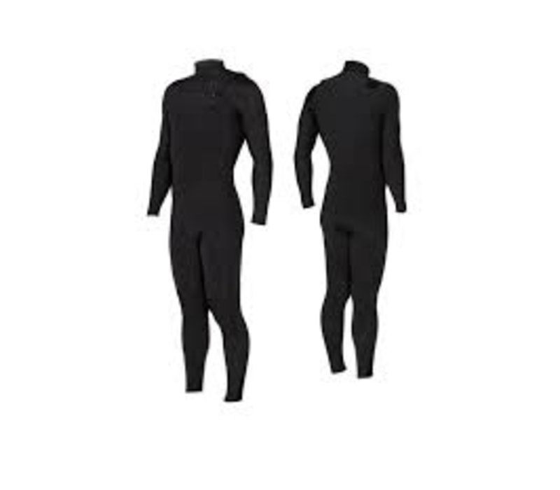 MANERA WETSUITS METEOR MEN X10D 3.2MM 2019 XXL FULL BLACK