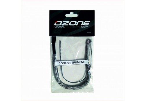 Ozone Ozone clamcleat Trim line V4 bar
