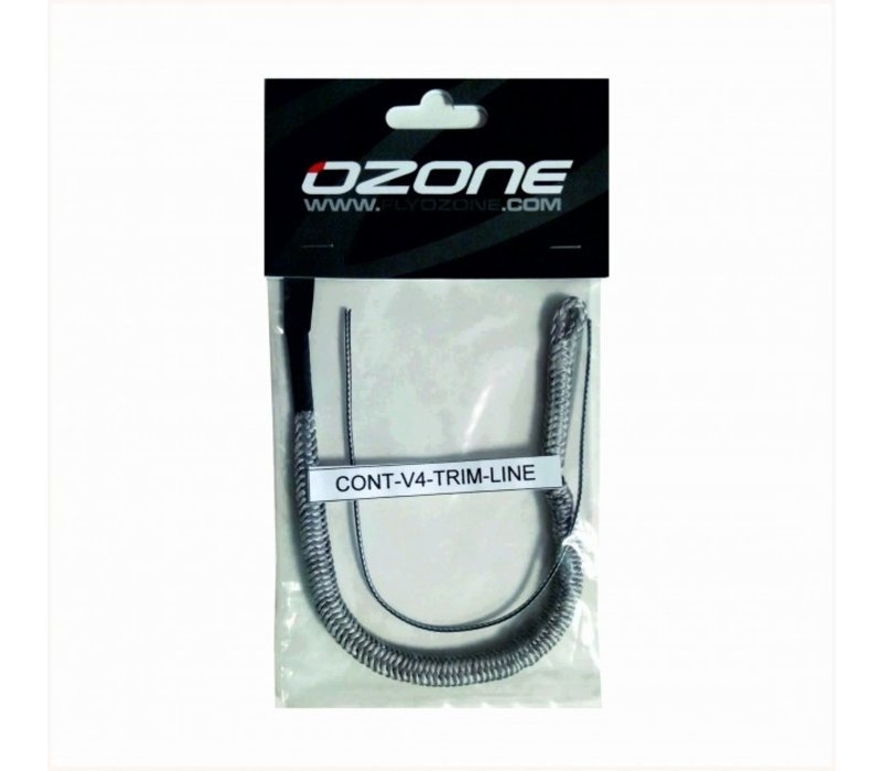 Ozone clamcleat Trim line V4 bar