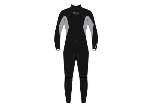 Mystic Mystic Kids Fullsuit 5/4mm Bzip Junior
