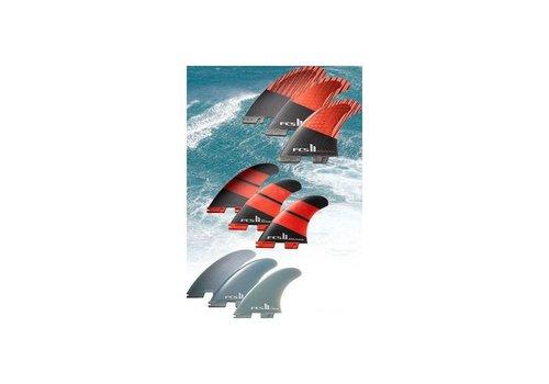 Core FCS2 Fin Tri Set - Accelerator Carbon / Neo & Carver GF