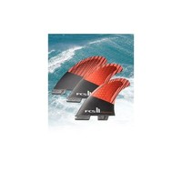 FCS2 Fin Tri Set - Accelerator Carbon / Neo & Carver GF