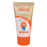 Island Tribe SPF 50 ANTI-AGEING MET COLLAGEEN 50ml Oxybenzone
