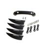 Cabrinha Cabrinha TT Fins & Handle 40mm Fins