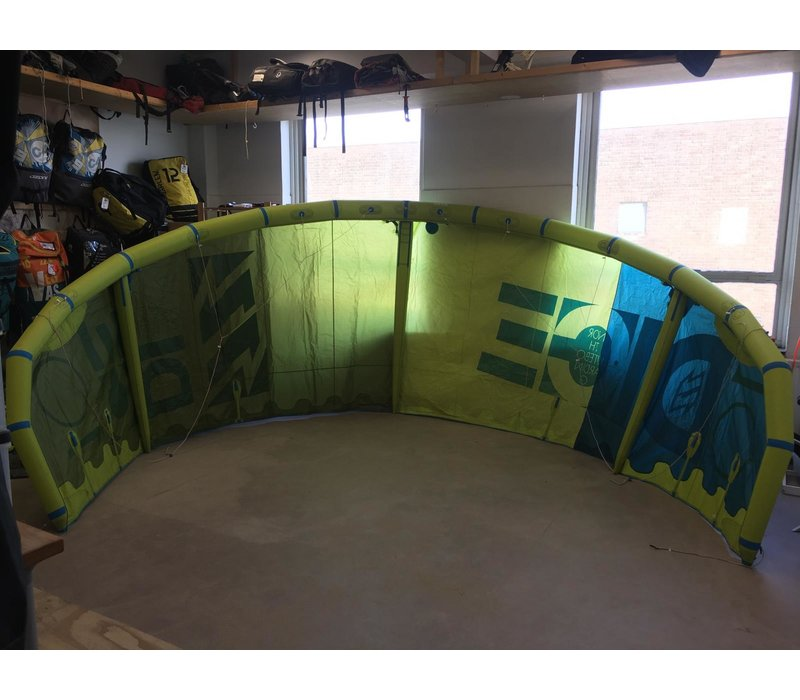 Gebruikt - North Dice 10m 2016 +bar